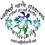 Winged Turtle Logo