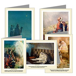 Expressions of Faith - Christmas Cards