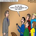 Sermon Tweeting