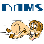 Rams & Mountain Goats