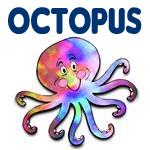 Cute Octopus Designs