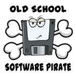 Old School Software Pirate
