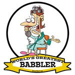 WORLDS GREATEST BABBLER WOMEN