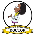 WORLDS GREATEST DOCTOR FEMALE II