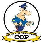 WORLDS GREATEST COP CARTOON