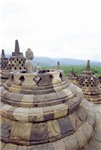 Stone Budha Looking East