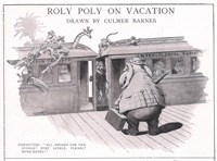 Roly Poly on Vacation