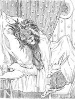 A Convalescent Lion