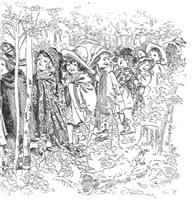 The Dress Parade
