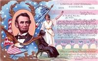 Lincoln Centennial Souvenir