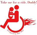 Take me for a ride, Daddy!
