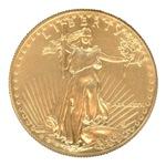 Gold Liberty 1986