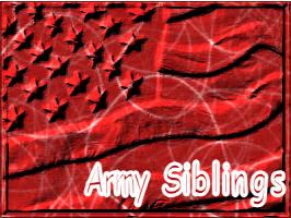 Army Siblings