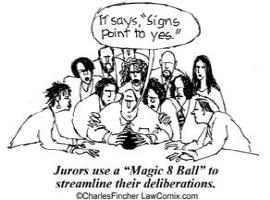 Magic 8 Ball Deliberations
