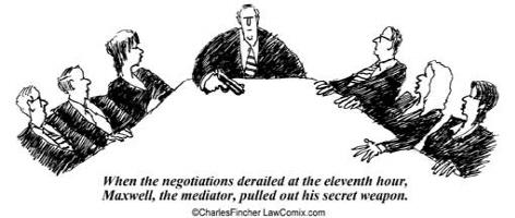 Mediation Secret Weapon