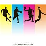 Life's a bore w/o play