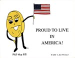 Proud to Live in America