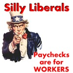 Silly Liberals (Uncle Sam)