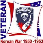 187th Abn - Korean War Vet