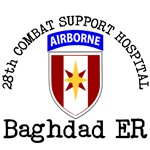 28th Combat Support Hospital - Baghdad