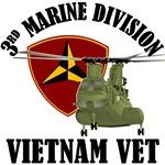 3d MarDiv Vietnam - CH-46