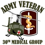 30th Medcom - Army Veteran