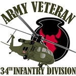34th Infantry Div - Army Veteran