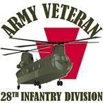 Army Veteran - 28th ID Chinook