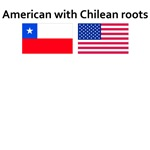American with Chilean roots