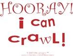 Hooray! I Can Crawl