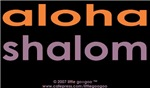 Bi-Lingual 101: ALOHA, Shalom