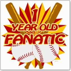 Baseball Fanatic - Birthday Gifts