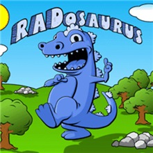 RADosaurus Dinosaur Clothing and Gifts
