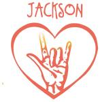 JACKSON (hand sign)