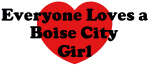 Boise City girl