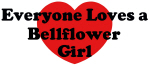 Bellflower girl