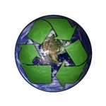 Green Recycle on Earth