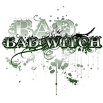 Graphic Bad Witch