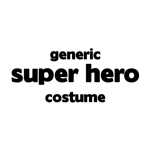 Generic super hero Costume