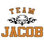 Team Jacob - Werewolf - Twilight