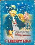 Uncle Sam Liberty Loan