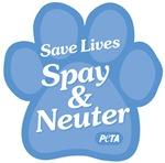 Save Lives, Spay & Neuter