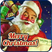 Santa: Merry Christmas