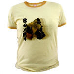 Dog Ringer T-shirts