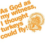 As God As My Witness...