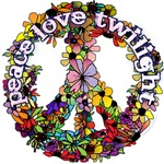 New! Peace Love Twilight by Twibaby
