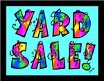 Garage Sale/Yard Sale