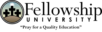 Fellowship University logo
