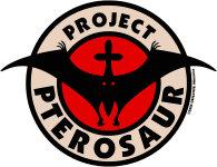 Project Pterosaur logo