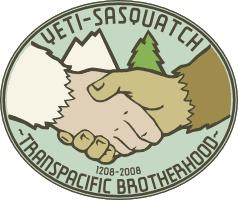 Yeti-Sasquatch Transpacific Brotherhood